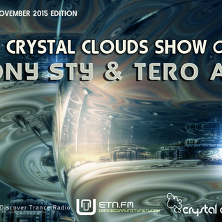 Tony Sty & Tero A - The Crystal Clouds Show 084