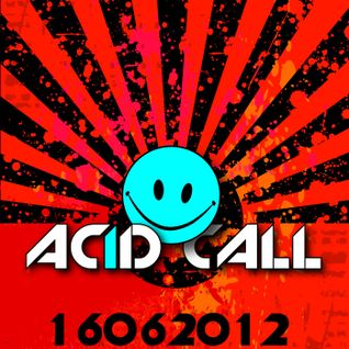 Stefan ZMK @ 2 Years Acid Call - Antwerp 2012 [acid|mental|tekno]