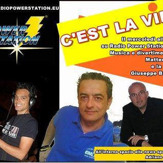 C'EST LA VIE - mercoledi 12 ottobre 2011 - Radio Power Station Avola