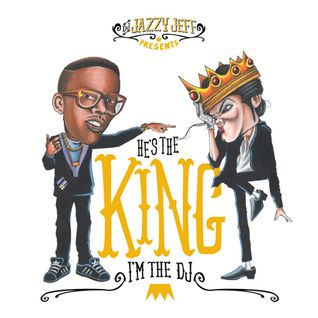Dj Jazzy Jeff vs Michael Jackson - He's The King, I'm The DJ
