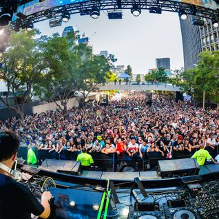 Netsky (Sony Music, Hospital Records) @ Los Angeles Center Studios - Los Angeles (20.09.2015)