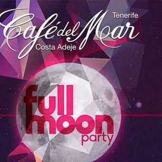#WARM UP FULL MOON PARTY by PICKY SWEET (31/07/2015)