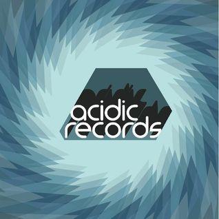 Acidic Records@InSpiral, Camden - 7th September 2013