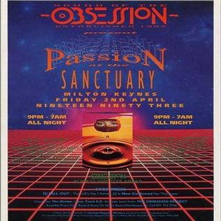 DJ Sy - Obsession, Passion, 2nd April 1993