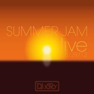 DJ x3Ro - Summer Jam [live] 05-29-12 | visit: DJ-x3Ro.com