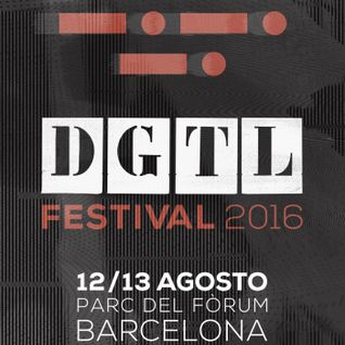 Maceo Plex - Live at DGTL 2016 (Barcelona) - 12-Aug-2016