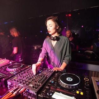 Nina Kraviz: ENTER.Week 6. Terrace (Space, Ibiza, August 8, 2013)