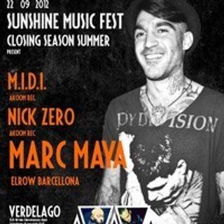 M.I.D.I. @SUNshine Closing Summer