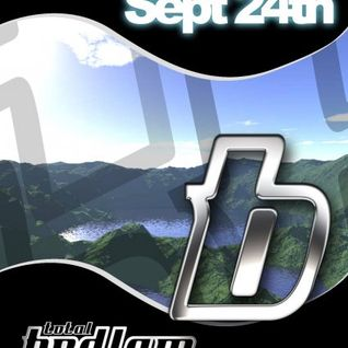 Hixxy- Total Bedlam- September 24th 2004