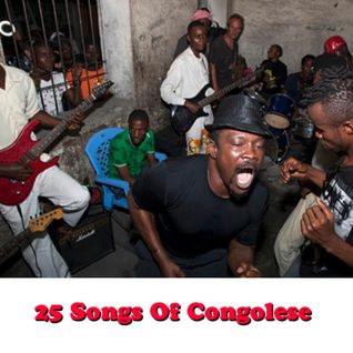 25 Songs of Congolese (1 -11)