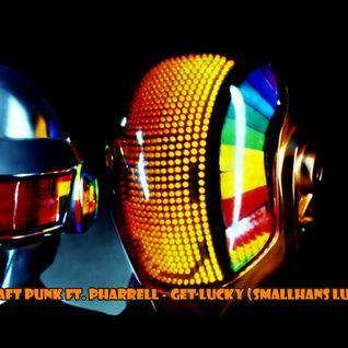 Daft Punk ft. Pharrell - Get Lucky (smallHans Lucky Edit)