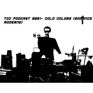 TCC PODCAST 0001- Cold Colors (Romance Moderne)