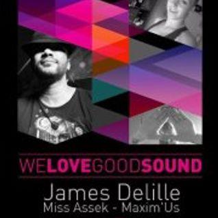 Maximus  - We Love Good Sound @ Etik Club Lille - Part 1