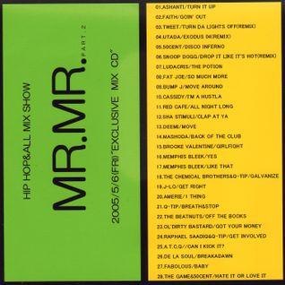 2005 MRMR vol.01 - mixed by ICHIJI