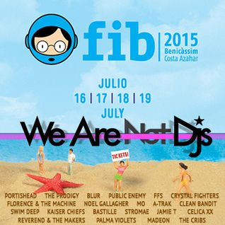 FIB 2015 [LineUp]