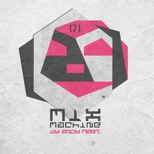 Andy Mart - Mix Machine@DI.FM 171