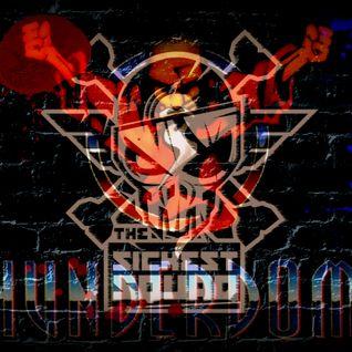ThunderdomeRadio invite The Sickest Squad 30-10-2013