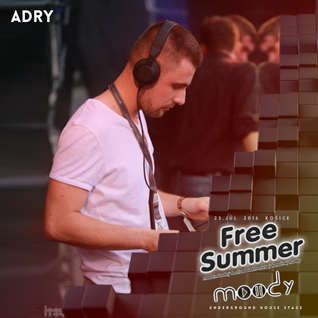 Adry @ Moody Stage na Free Summer 2016