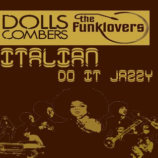 The Funklovers - Cloud Of Memories - Italian Do It Jazzy EP