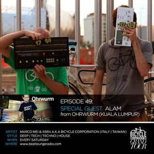 BeatLounge Radio: Grand Tour Episode 49 with special guest - Alam