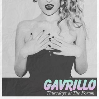 Gavrillo Live - 22/11/12 (1hr Warm-up Set)