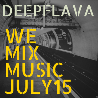 We Mix Music July 2015
