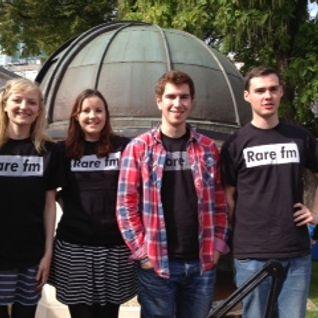Rare FM Broadcast at Quadstock 2013