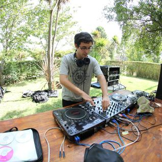 DJ Alex-T @ Pool Party Hard 15.03.2014