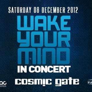 Cosmic Gate w/ Emma Hewitt & Cary Brothers - Live @ Wake Your Mind In Concert, Hollywood Palladium (