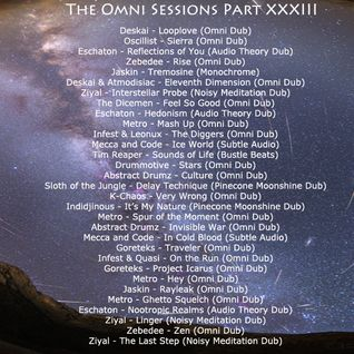 The Omni Sessions Part XXXIII