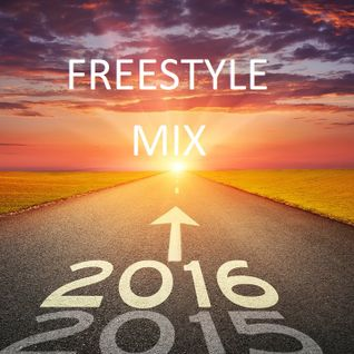 2016 NEW YEAR Freestyle Mix - DJ Carlos C4 Ramos