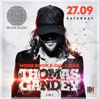 TICKET TO THE MOON radioshow – THOMAS GANDEY //air from 26.09.14//