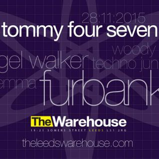 GEMMA FURBANK - THE ORBIT WITH TOMMY FOUR SEVEN - PROMO MIX - NOV 2015