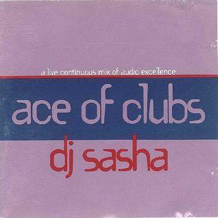 Sasha - Ace of Clubs 1995