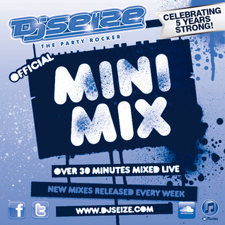 THROWBACK MINI MIX (REGGAETON EDITION) - January 2013 Week 3