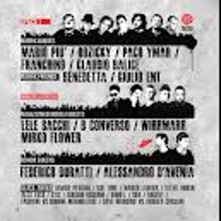 Mario Piu e Franchino Capodanno 2012/2013 East End Studios MILANO