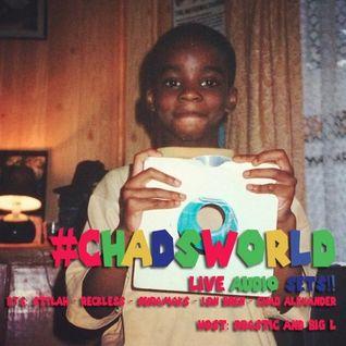 Supamaks.com Live at #CHADSWORLD 5.3.16