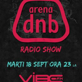 Grid @ Arena Dnb Radio Show on Vibe Fm 18.09.2012.