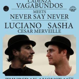 Luciano & Sasha & Cesar Merveille Live @ Ushuaïa Ibiza 18-08-2011 livesetsarchive.com