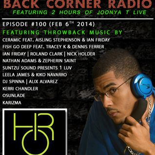 BACK CORNER RADIO: Episode #100 [Throwback Thursday Edition] (Feb 6th 2014)