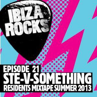 Episode 21 - Ste-V-Something - Residents Mixtape Summer 2013