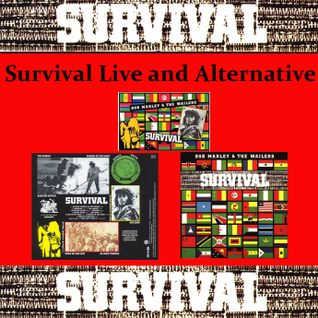 Bob Marley and the Wailers - Survival Live and Alternative  Dubwise Special