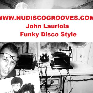 John lauriola - House vs. Classics Funky Disco Style (25-04-2015) part 2