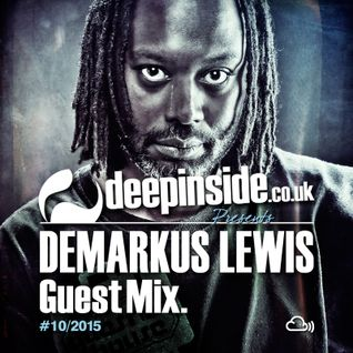 DEEPINSIDE presents DEMARKUS LEWIS (Exclusive Guest Mix)