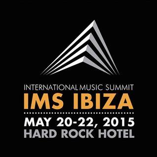 UNER - IBIZA SONICA @ IMS 2015 ON LOBBY BAR HARD ROCK HOTEL IBIZA - 21 MAY 2015