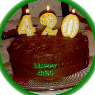 Smile Jamaica Radio Ark-Ives; Apr. 19, 2014:: 420 Cannabis Service KRCL 90.9FM SLC, Utah; krcl.org.