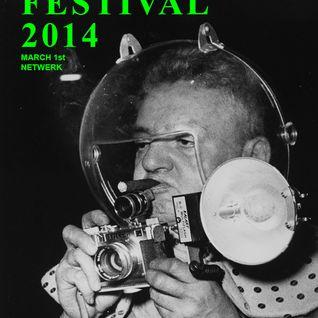 Sterrenplaten 7 Februari 2014 - Kraakfestival