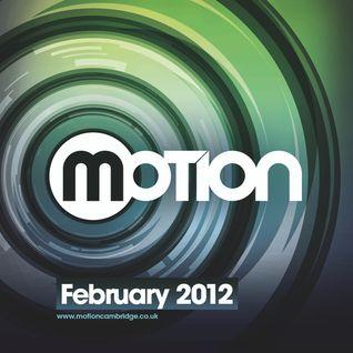 Motion 1 | February 2012
