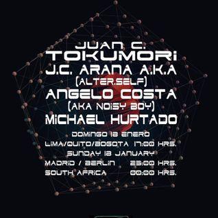 Juan C. Tokumori @ Wormhole 003