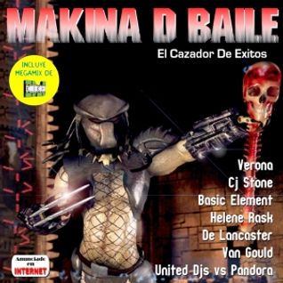 Maquina De Baile by DJ Kike (2006)